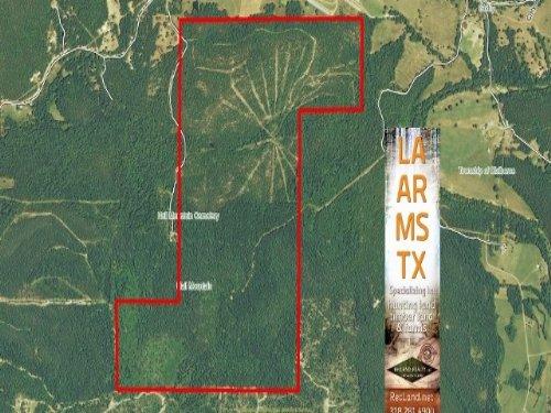 400 Ac - Deer & Turkey Hunting : Calico Rock : Izard County : Arkansas