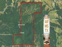 400 Ac - Deer & Turkey Hunting : Calico Rock : Izard County : Arkansas