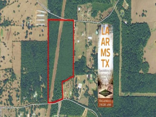 41.38 Ac - Wooded Development Tract : Nacogdoches County : Texas