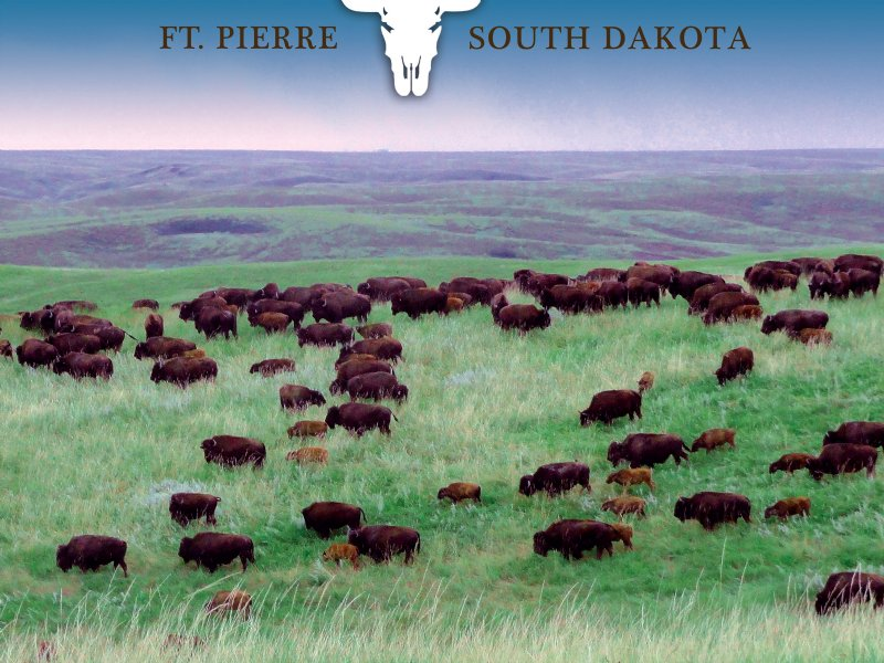Triple U Ranch : Fort Pierre : Stanley County : South Dakota