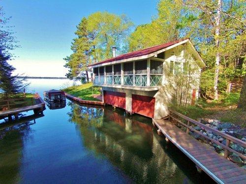 164426 - Fence Lake Home : Lac Du Flambeau : Vilas County : Wisconsin