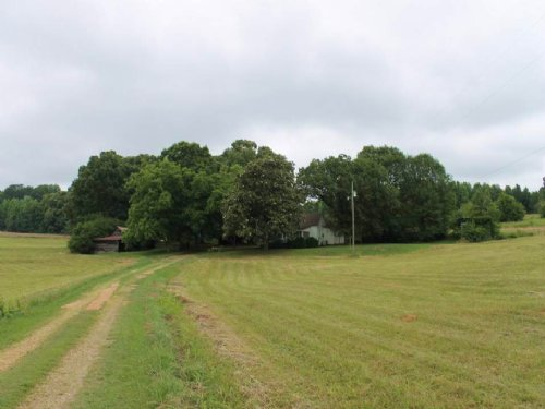 Farmhouse On 35+/- Acres : Ranburne : Cleburne County : Alabama
