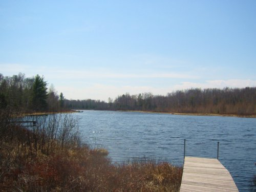 5 Acres On Squaw Lake : Lac Du Flambeau : Vilas County : Wisconsin