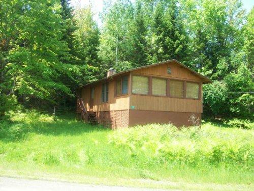 Mattawamkeag River Cabin : Bancroft : Aroostook County : Maine