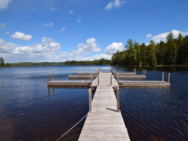 Wild Fox Cabins Land For Sale Lakeville Penobscot