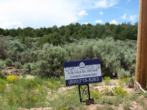1.01 Acre Next To Lake Sanchez : San Luis : Costilla County : Colorado