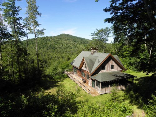 Mud Hill Camp Retreat : Santa Clara : Franklin County : New York