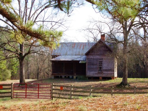 3100 Ft River Frontage/126 Acres : Crawfordville : Taliaferro County : Georgia