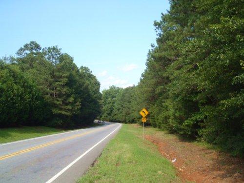 Harvey Day Tract : Thomaston : Upson County : Georgia