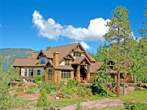 Granite Fall Lodge : Durango : La Plata County : Colorado