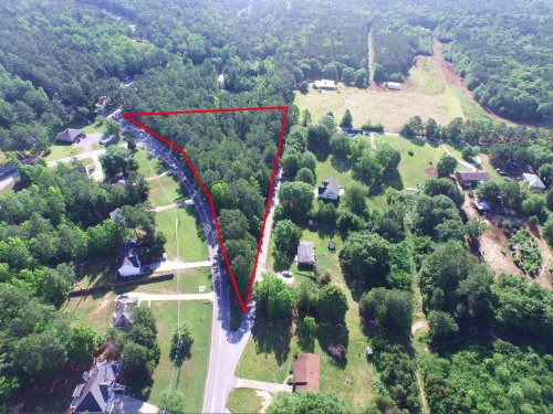 2.53 Acres Fairfield Road : Villa Rica : Carroll County : Georgia