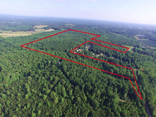 164.32 Acres : Villa Rica : Carroll County : Georgia