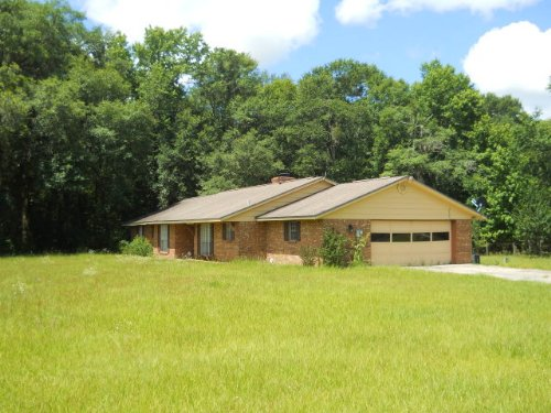 44+ Acres With Home On Paved Road : Wellborn : Suwannee County : Florida