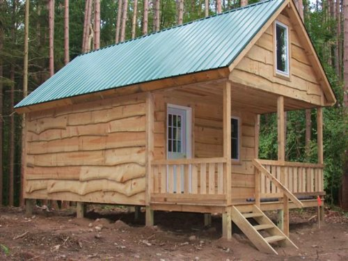 Land & Cabin Package - Western Adks : Croghan : Lewis County : New York
