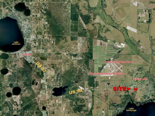 Sebring Spring Lake Acreage : Sebring : Highlands County : Florida