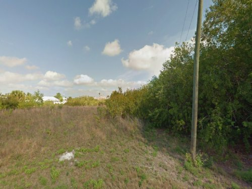 165 Waterfront Feet Lot For Sale : Port Charlotte : Charlotte County : Florida