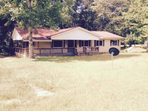Very Secluded 4br/2ba Home : Troy : Pike County : Alabama