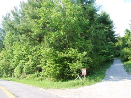 10 Acres Across Road From Forest : Edwards : St. Lawrence County : New York