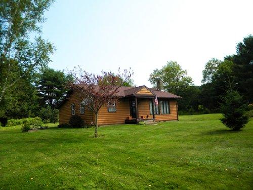 Farmland House Garage 27 Acres : West Union : Steuben County : New York