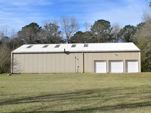 762 Lovers Lane - 118430 : Woodville : Wilkinson County : Mississippi