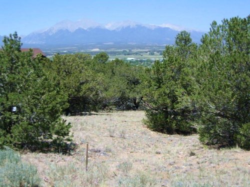 226004 - Well Treed Lot In Little R : Poncha Springs : Chaffee County : Colorado