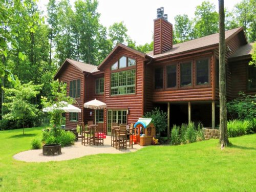 9697 Basswood Ridge Ln (10 Acres) : Presque Isle : Vilas County : Wisconsin