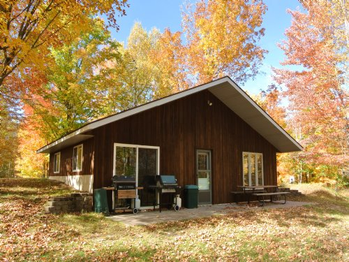 Ultimate Hunting Camp 240ac : Minocqua : Oneida County : Wisconsin