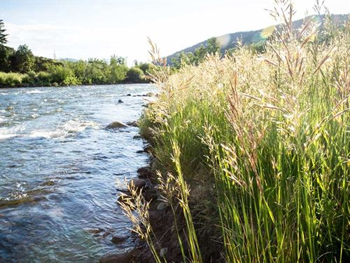 Riverside At Elk Creek Ranch : Meeker : Rio Blanco County : Colorado