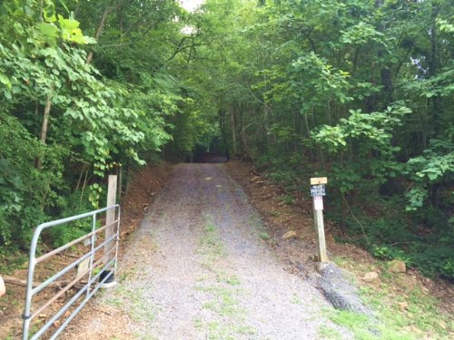 37+/- Acres With Hunting Cabin : Whitwell : Marion County : Tennessee