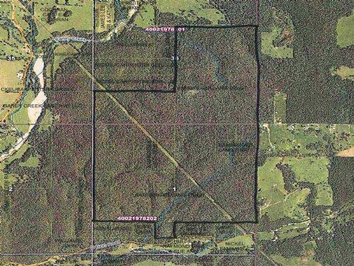 808 M/l Acres : Bunch : Cherokee County : Oklahoma