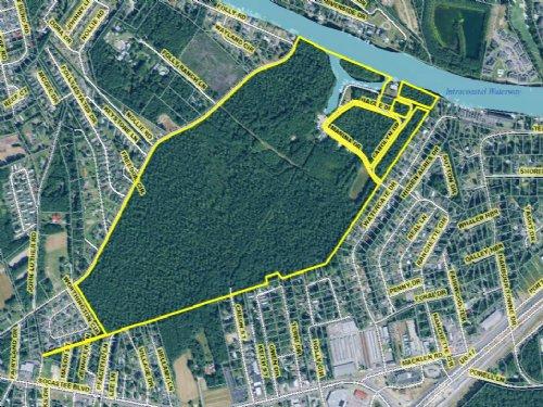 176.53 Acres Folley-stalvey Pine : Myrtle Beach : Horry County : South Carolina