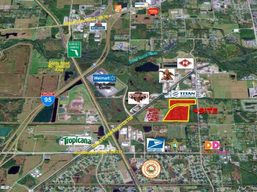 Treasure Coast Business Park : Fort Pierce : St. Lucie County : Florida