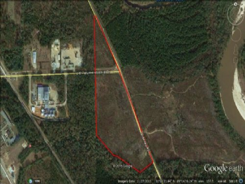 Commercial Potential Property, Hatt : Hattiesburg : Adams County : Mississippi
