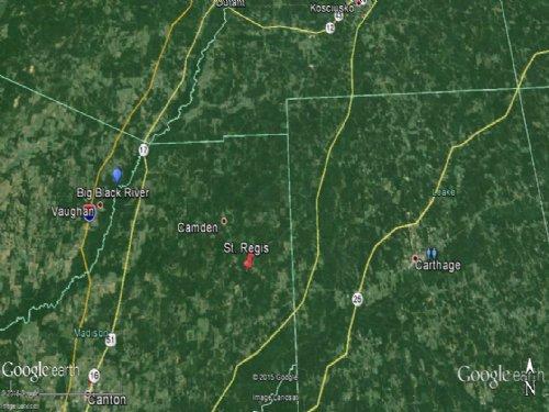 St. Regis 160 : Camden : Madison County : Mississippi