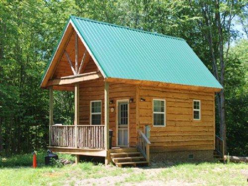New Cabin Near Salmon River 30 Ac : Parish : Oswego County : New York
