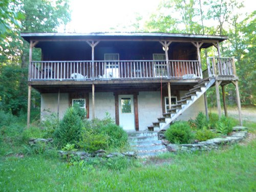 Cabin 74 Acres Home Of Big Bucks : Rathbone : Steuben County : New York