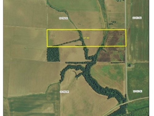 Price Reduced 47.75 +/- Acre Farm : Heth : St. Francis County : Arkansas