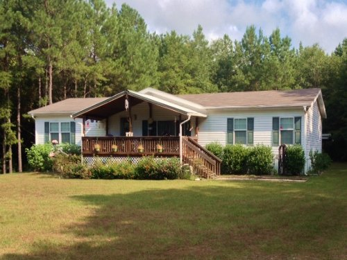 Mobile Home On 39 +/- Ac : Troy : Pike County : Alabama