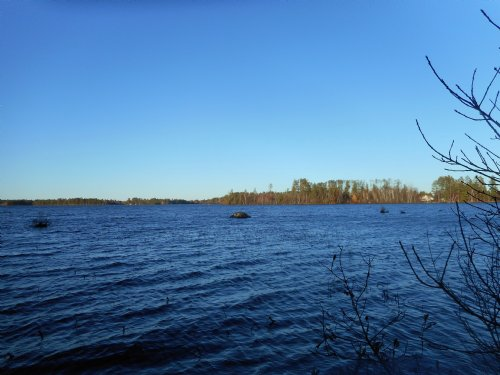 4.94 Ac Mohawksin Lake : Tomahawk : Lincoln County : Wisconsin
