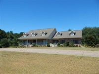 Executive Style Home On 5.32 Acres : Jayess : Walthall County : Mississippi