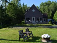Northern Maine Getaway : Sinclair : Aroostook County : Maine