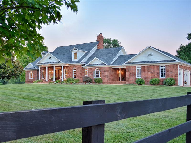 High Point Farm : Somerset : Orange County : Virginia