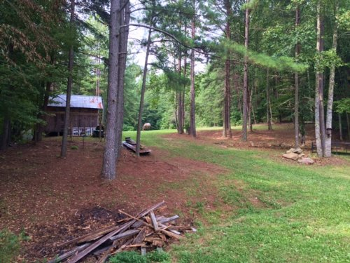 312+/- Acres With Barn : Whitwell : Marion County : Tennessee