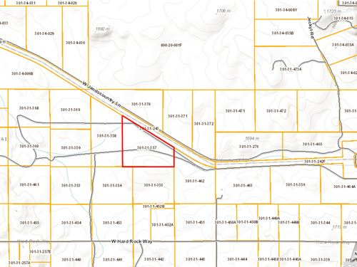 40 Acres In Seligman, AZ : Seligman : Yavapai County : Arizona