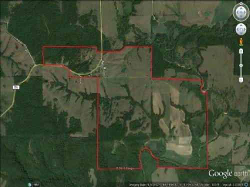 621 Acres : Milan : Sullivan County : Missouri