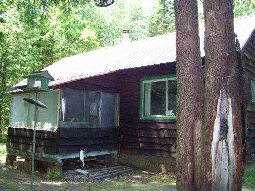 Waterfront Camp With An Island : Ohio : Herkimer County : New York