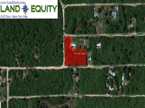 Corner Lot In The Heart Of Florida : Umatilla : Marion County : Florida