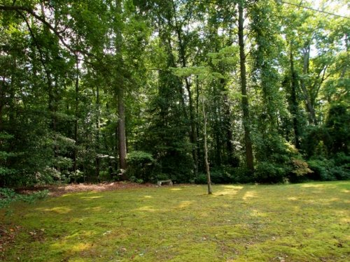 .67 Acre Wooded Lot : Richmond City : Richmond County : Virginia