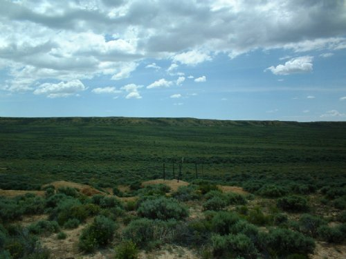 40 Acres, Terms $195/Month : Rawlins : Sweetwater County : Wyoming