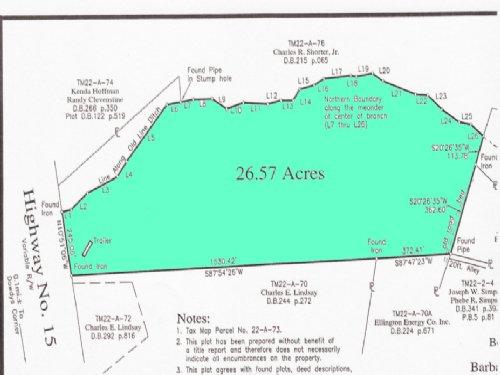 Sheppards Road : Farmville : Prince Edward County : Virginia
